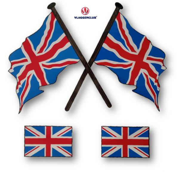 Stickers Britse vlag Verenigd Konkrijk