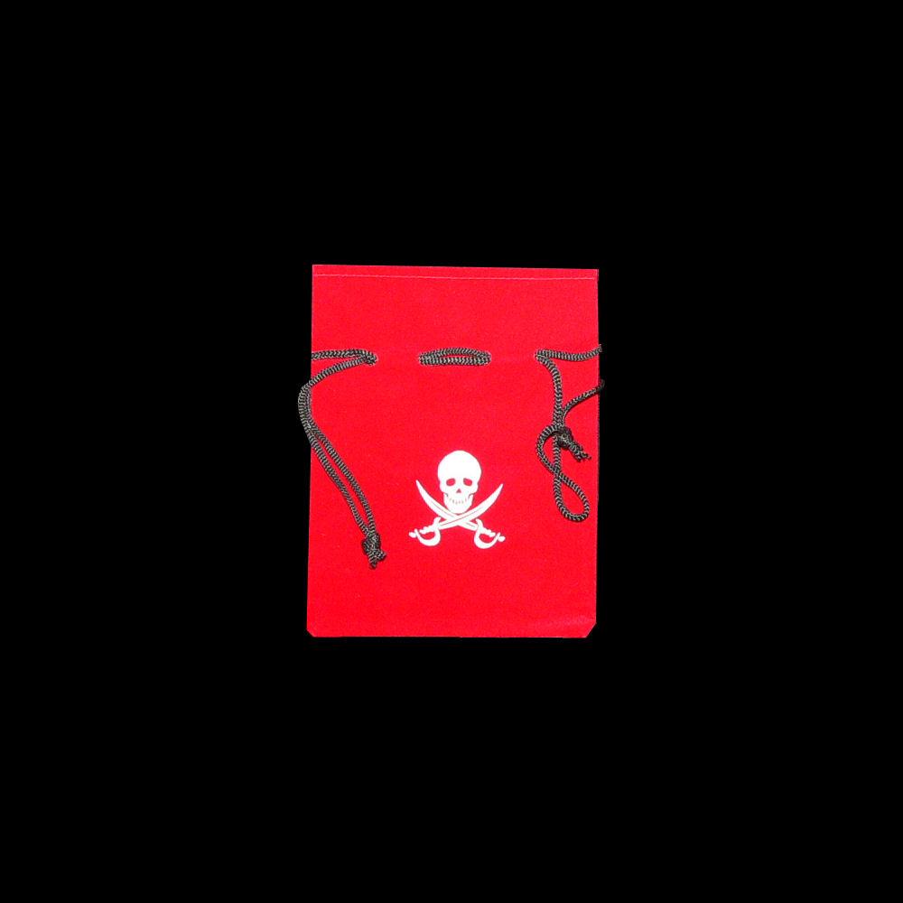 Piraten buidel beurs voor je goudstukken