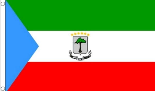 Vlag Equatoriaal-Guinea 60x90cm