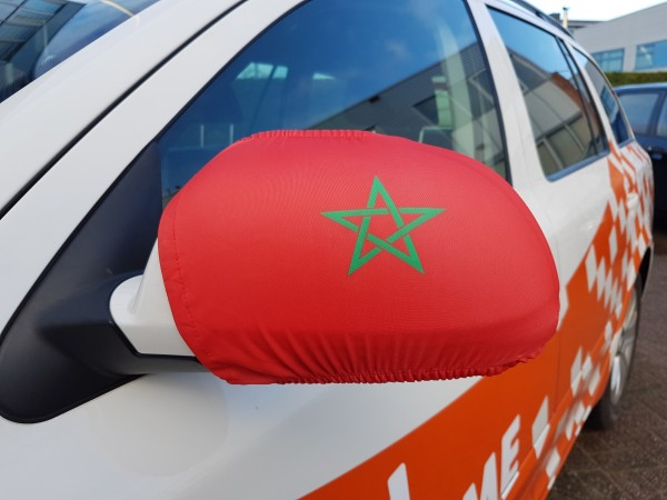 Autospiegel hoes Marokko | 2 stuks