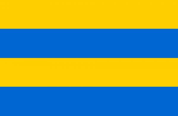 Grote vlag Oss