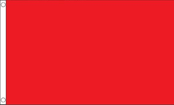 vlag rood 60x90cm Best Value
