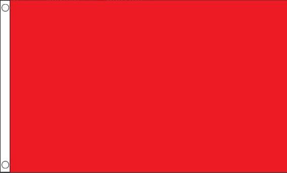 Rode vlag Rood 60x90cm Best Value