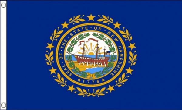 Vlag New Hampshire 90x150cm | Best Value