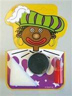 Schminkset Zwarte Piet