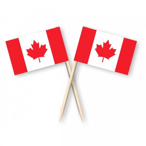 Cocktailprikkers Canada