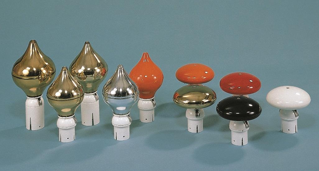 Meerprijs optie Gouden of Zilveren knop in plaats van standaard Oranje knop