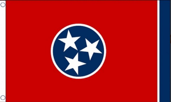 Vlag Tennessee