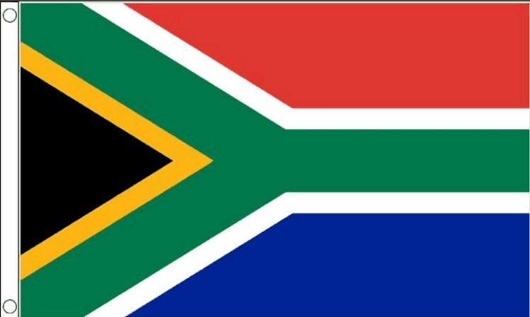 vlag Zuid-Afrika 150x240cm  Zuid-Afrikaanse vlaggen Best Value