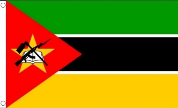 Vlag Mozambique 60x90cm