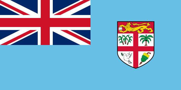 tafelvlaggen Fiji 10x15cm | Fijische tafelvlag