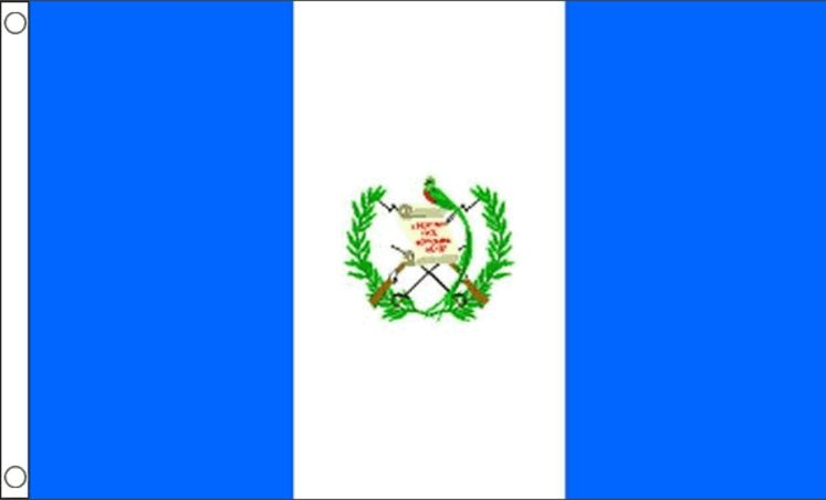 Vlag Guatemala 90x150 Best Value