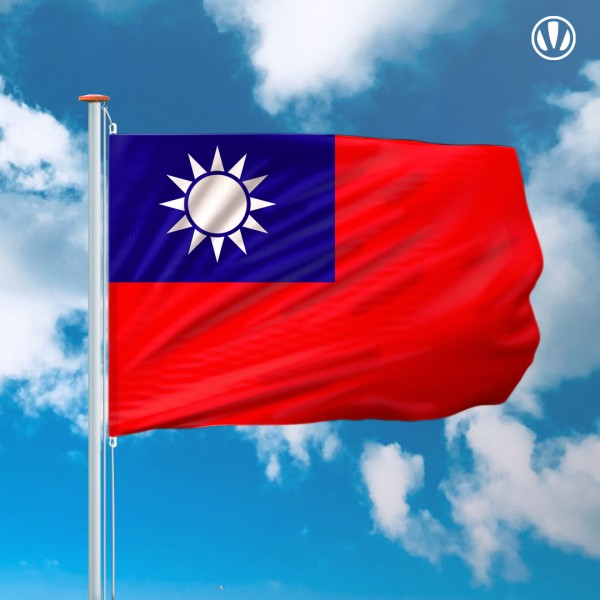 Mastvlag Taiwan