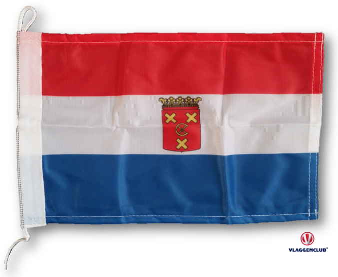 Vlag wapen van Nieuwkoop wapen | Nieuwkoopse vlaggen 20x30cm
