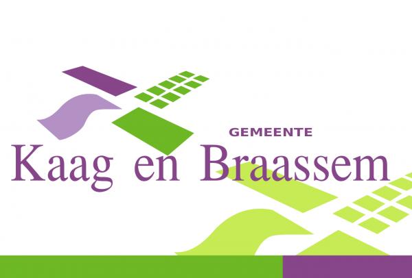 Grote vlag Kaag en Braassem