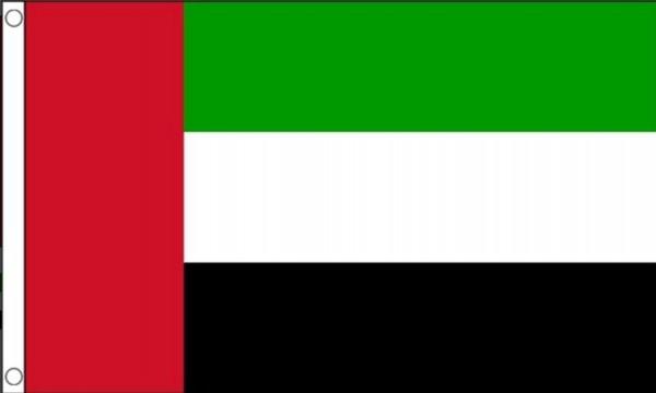 Vlag Verenigde Arabische Emiraten 60x90cm