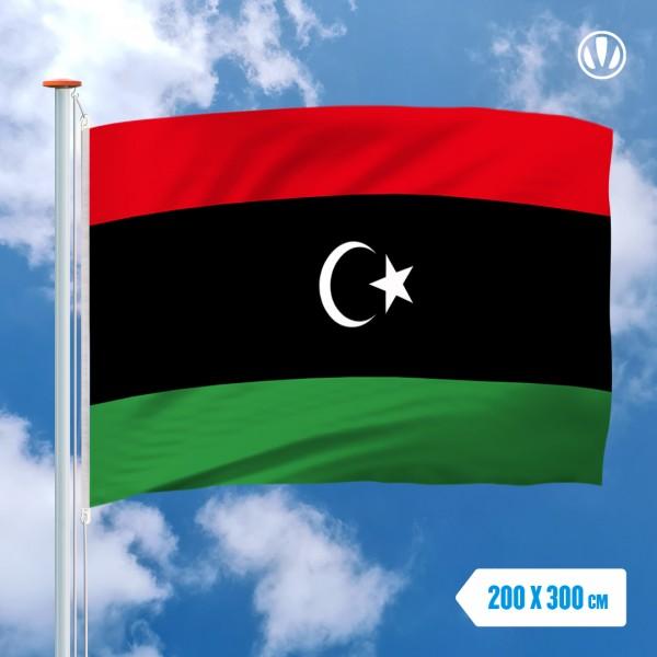Grote Mastvlag Libie