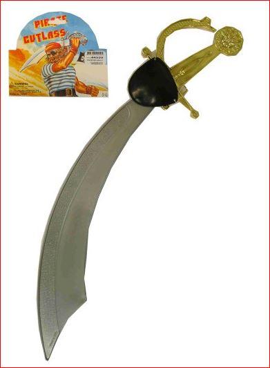Piraten zwaard luxe Piratenzwaard
