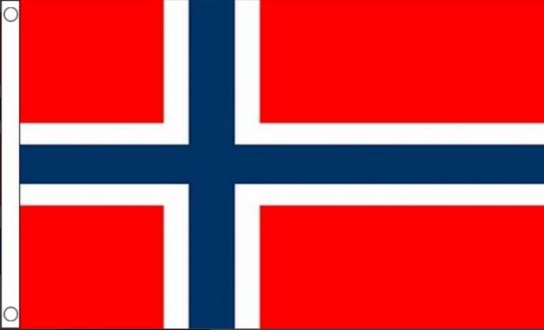 vlag noorwegen 90x150 best value