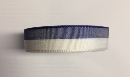 Sjerp lint wit blauw 25mm breed kopen per m1