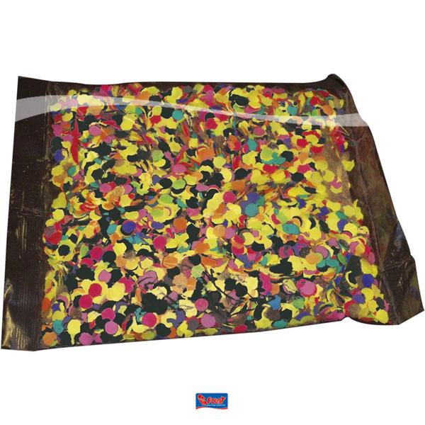 Confetti Carnaval zak van 100gram
