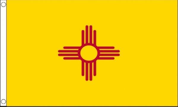 Vlag New Mexico
