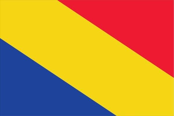 vlag Rheden 100x150cm