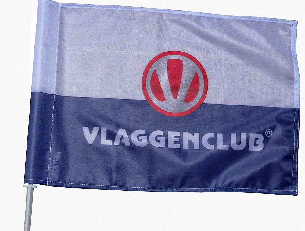 Golfvlaggen bedrukken met uw reclame golftoernooi