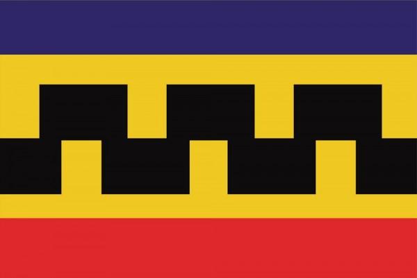 Vlag gemeente Vinkeveen | Vinkeveense vlaggen 30x45cm