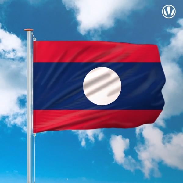 Mastvlag Laos