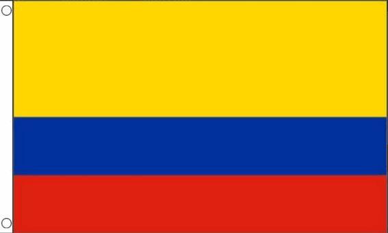 vlag Colombia | Colombiaanse vlaggen 90x150cm Best Value