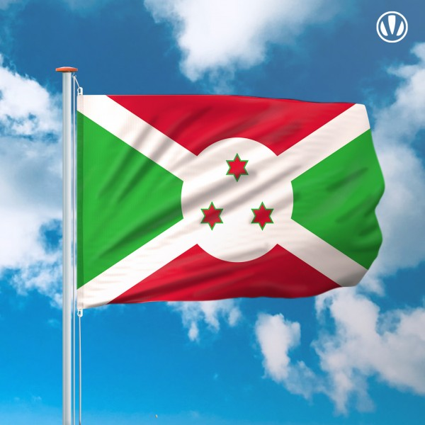 Mastvlag Burundi