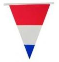 Vlaggenlijn Nederlandse vlaggen
