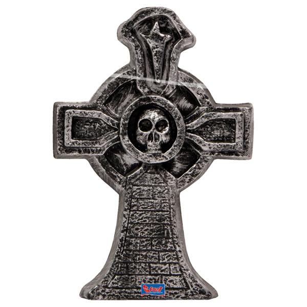 Horror Halloween Decoratie Grafsteen kruis