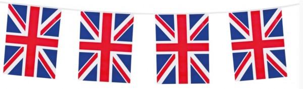 Vlaggenlijn Groot brittannië 10m