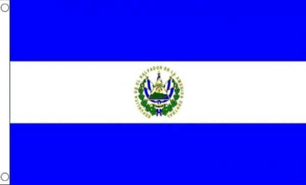 Vlag El Salvador 60x90cm