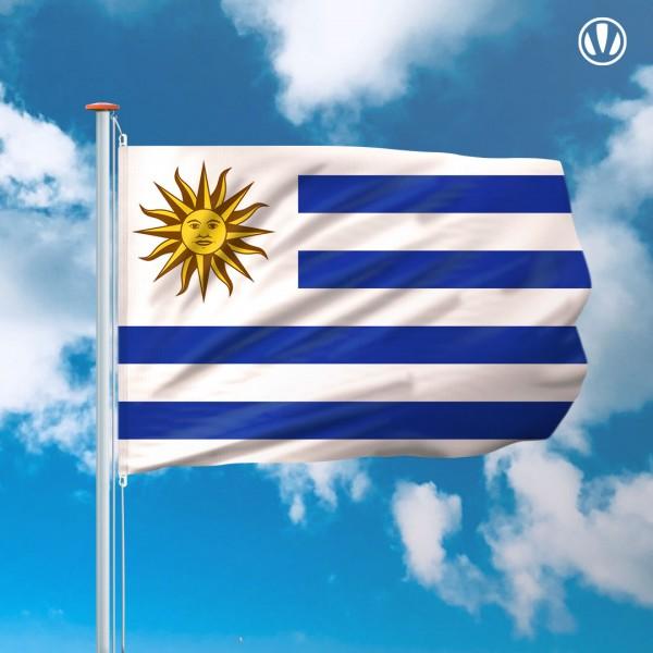 Mastvlag Uruguay
