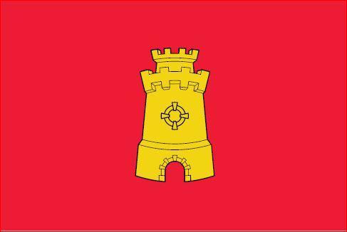 Vlag Middelburg vlaggen 200x300cm