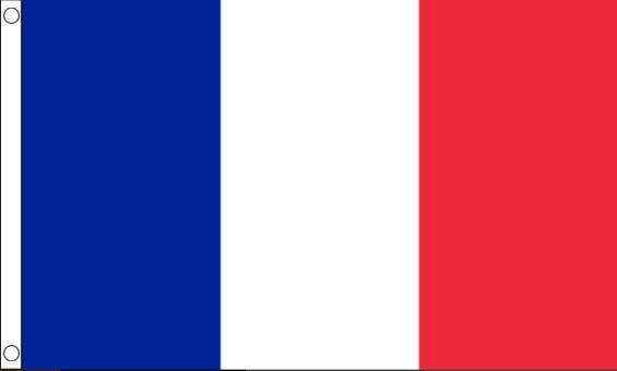 vlag Frankrijk 60x90cm Best Value