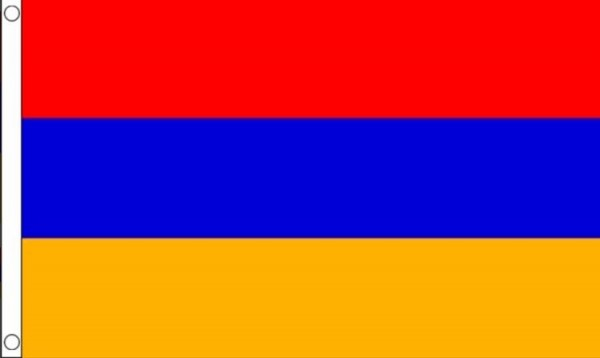 Armeense vlag vlaggen Armenië 90x150cm Best value