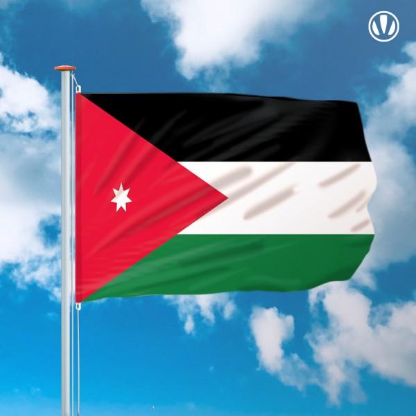Mastvlag Jordanie