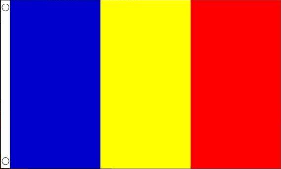vlag Roemenië | Roemeense vlaggen 60x90cm Best Value