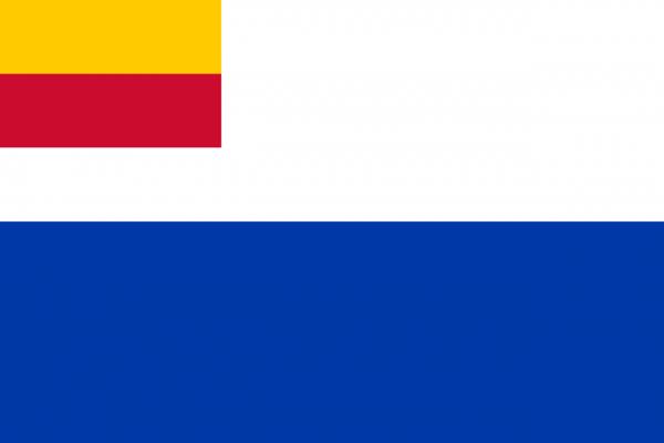 Grote vlag Duiven