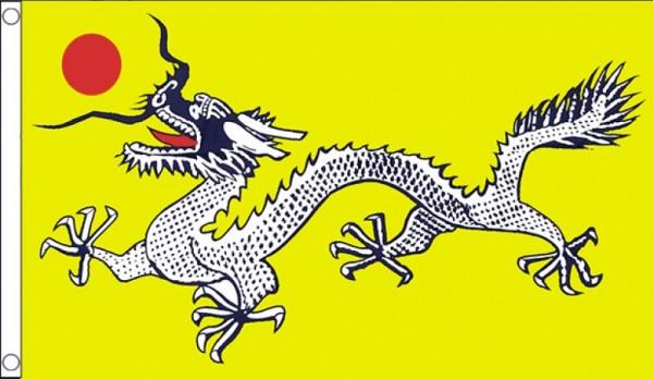 Vlag China met Draak 90x150cm best value