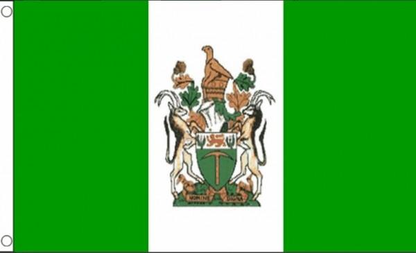 Vlag Republiek Rhodesië 60x90cm   Best value