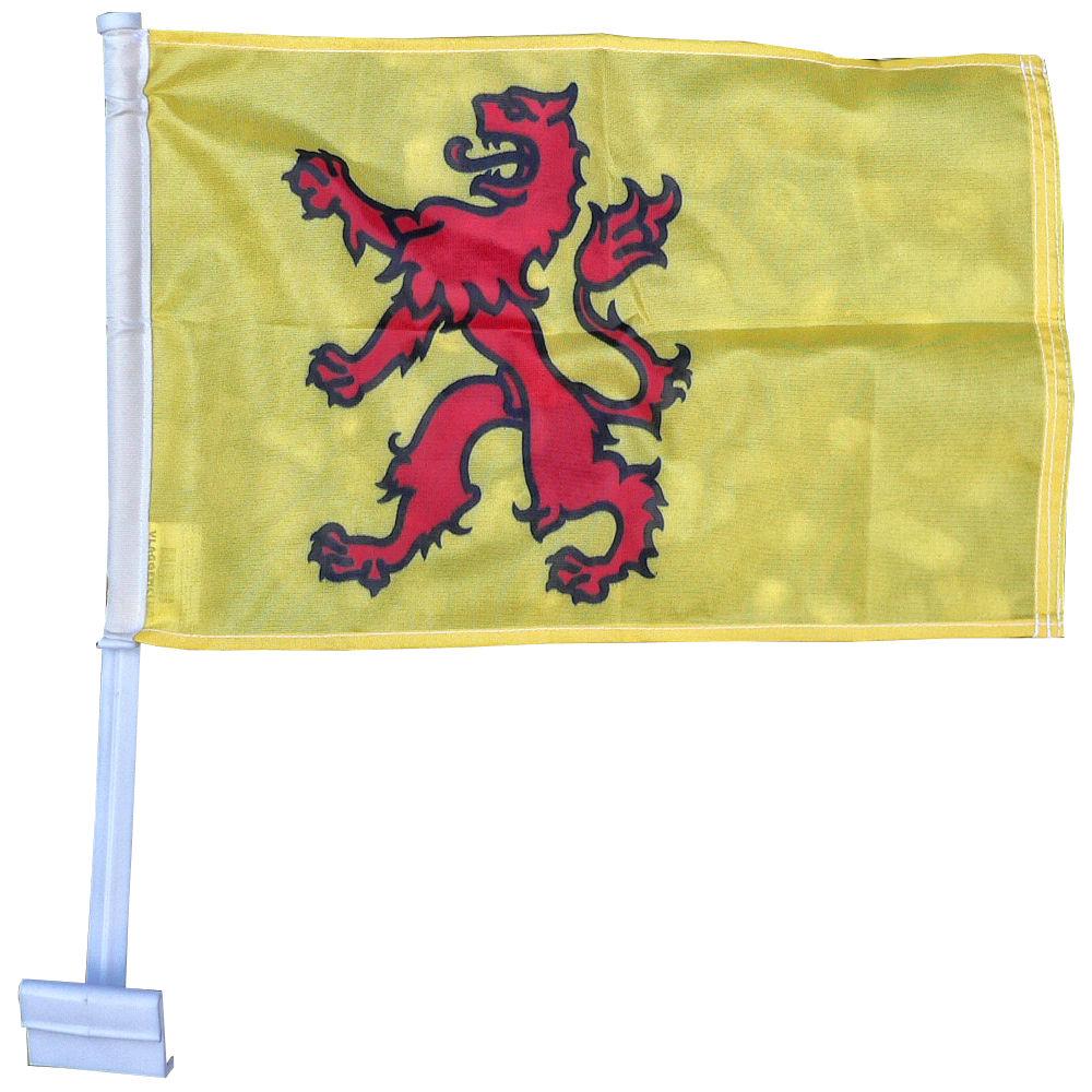 Autovlag Zuid-Holland | Zuid-Hollandse autovlaggen