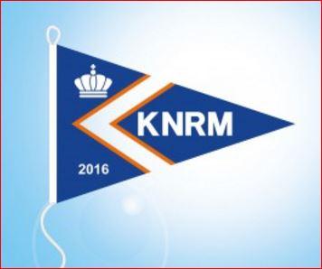 KNRM vlag 35x50cm online KNRM wimpel 2016 kopen bij Vlaggenclub