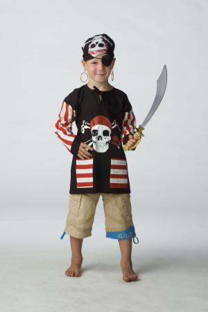 Piraten kleding kinderen