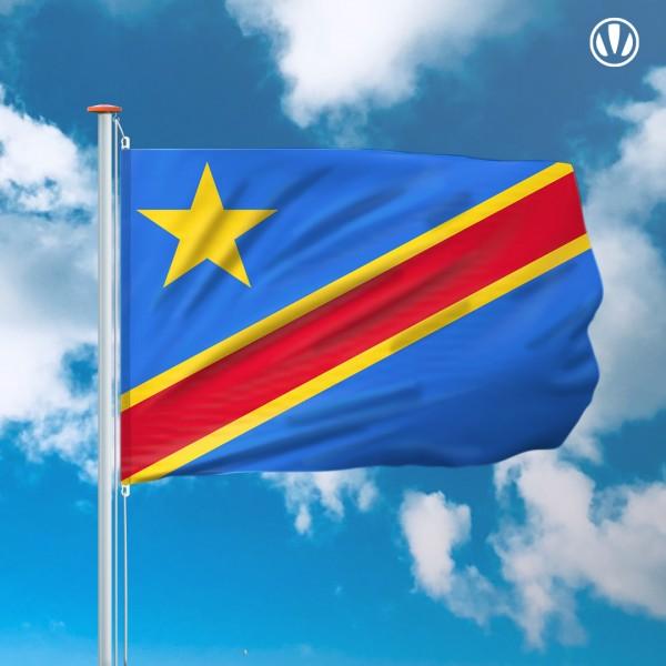 Mastvlag Congo-Kinshasa