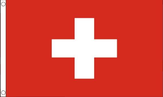 Zwitserse vlag   vlaggen Zwitserland 90x150cm Best Value